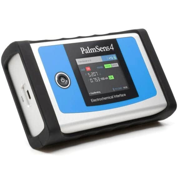 Palmsens 4 Potentiostat