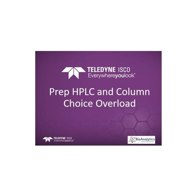 Prep HPLC Column