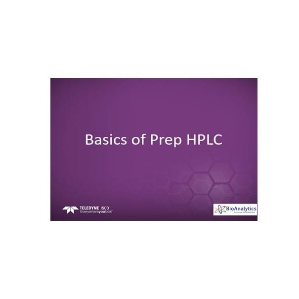 preparative HPLC