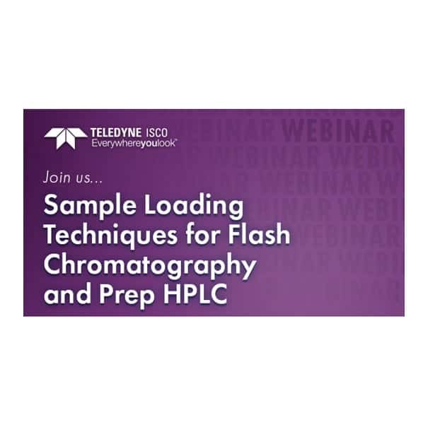 sample loading techniques